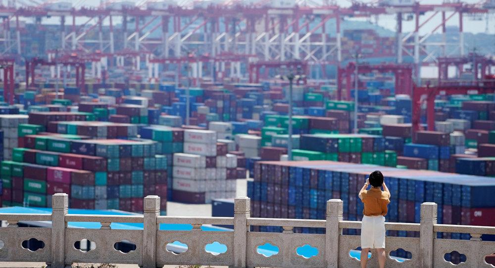 俄媒:尽管美国加征关税,中国出口仍在上升