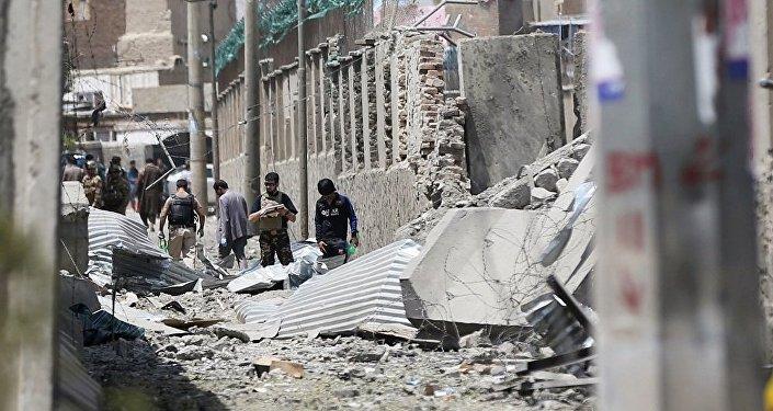 阿富汗首都爆炸造成至少14人死亡 145人受伤