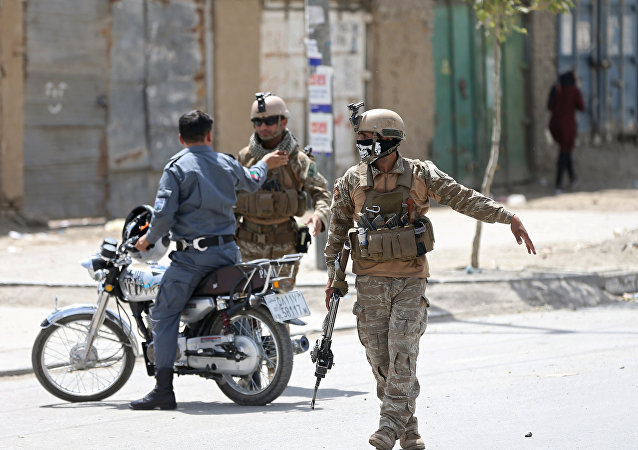 喀布爾爆炸(資料圖片)