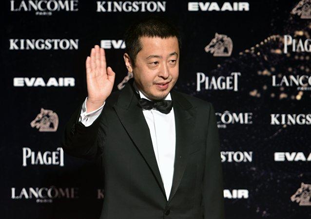 2015年11月,中国导演贾樟柯在第56届台北金马影展上