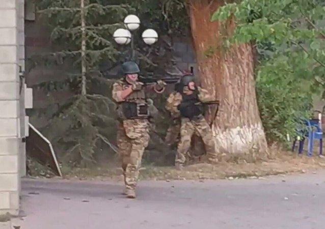 吉尔吉斯斯坦启动拘留前总统前阿坦巴耶夫的行动