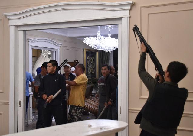 俄对外情报局局长:俄敦促吉尔吉斯斯坦冲突各方保持克制