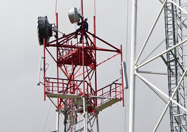 Телекоммуникационная антена