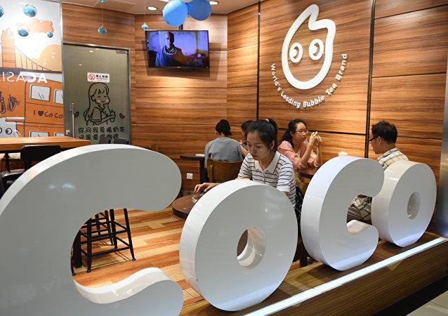 台湾奶茶配方流到网上,怎样成为潮牌?