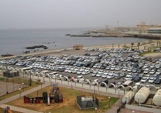 的黎波里(利比亞首都)