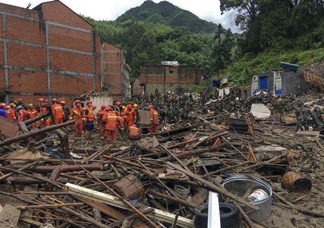 颱風「利奇馬」已致浙江32人遇難