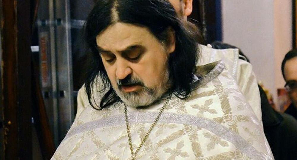 神父弗季亞