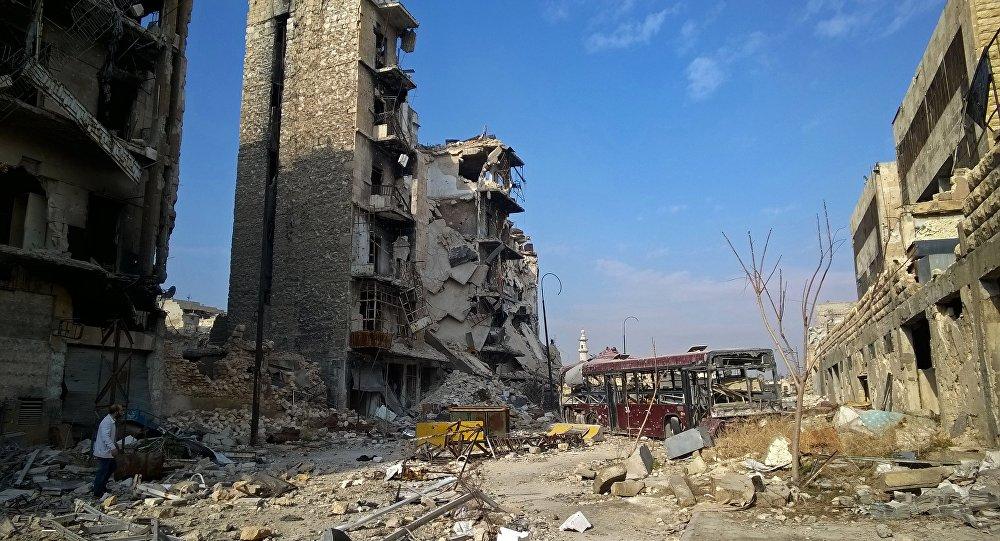 叙利亚交通部:叙西部发生车祸致7死14伤