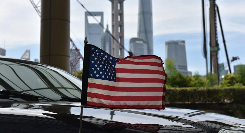 俄媒:對華貿易戰將致美國經濟陷入衰退