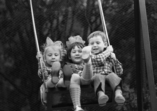 蘇聯的孩子怎麼過夏天