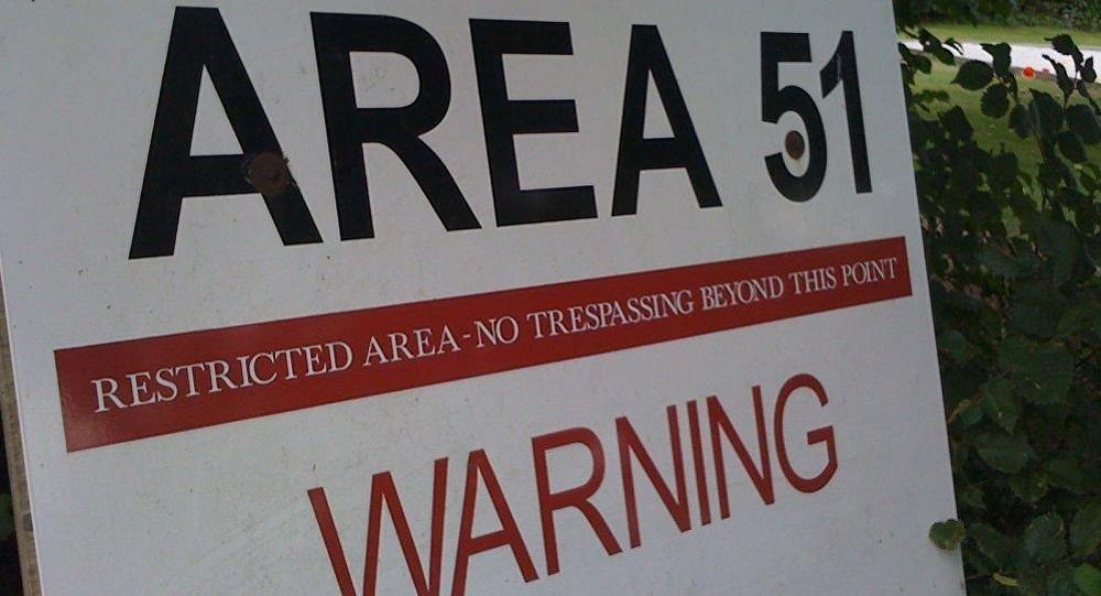 """地球人准备突袭""""51区"""" 美国政府关闭该区空域"""