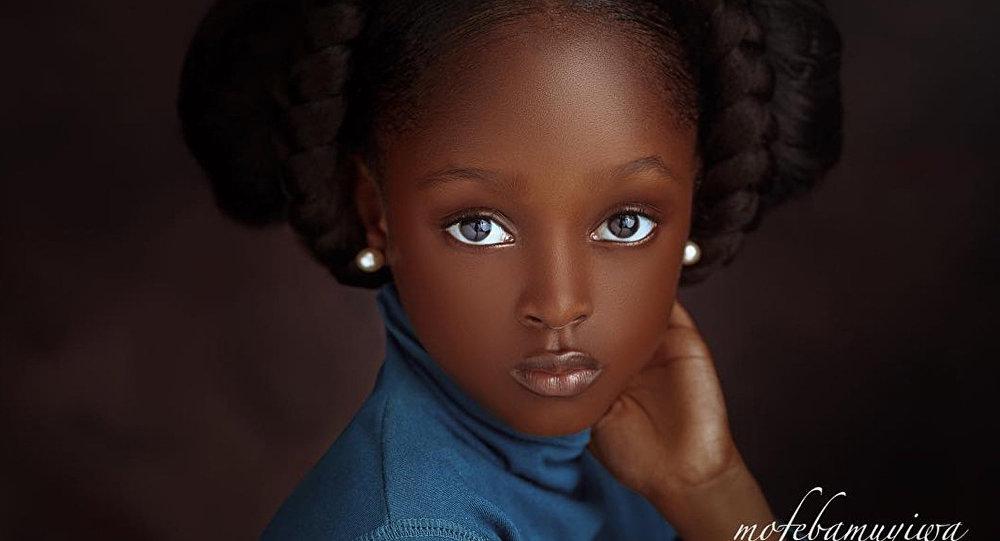 來自尼日利亞的亞熱·伊賈蘭娜(Yare Ijyalana)