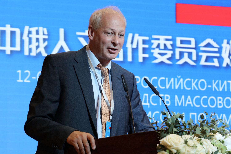 俄罗斯联邦数字发展、通信和大众传媒部副部长阿列克谢·沃林