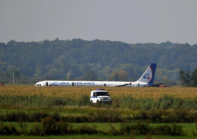 俄保險公司將為硬著陸的A321航班傷者提供賠償