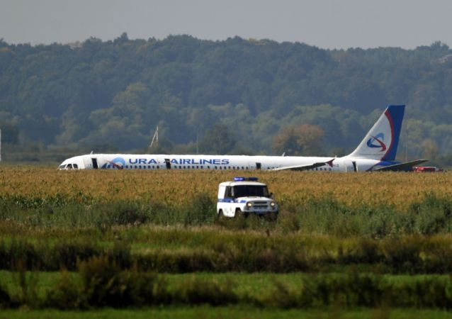 俄緊急情況部:莫斯科州A321客機硬著陸事件受傷人數增加到75人