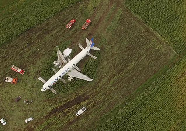 莫斯科州A321客機硬著陸事件中的受傷人數升至74人