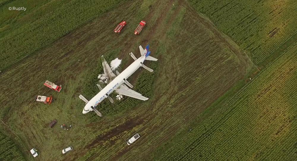 莫斯科州A321客机硬着陆事件中的受伤人数升至74人