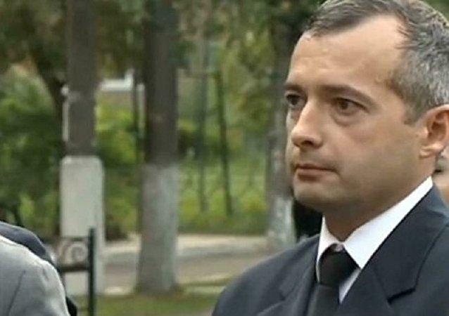 烏拉爾航空公司A321客機機長達米爾·尤蘇波夫