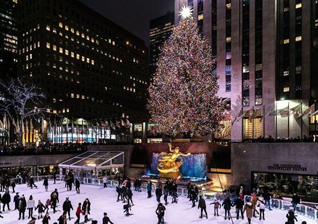 聖誕節(紐約)