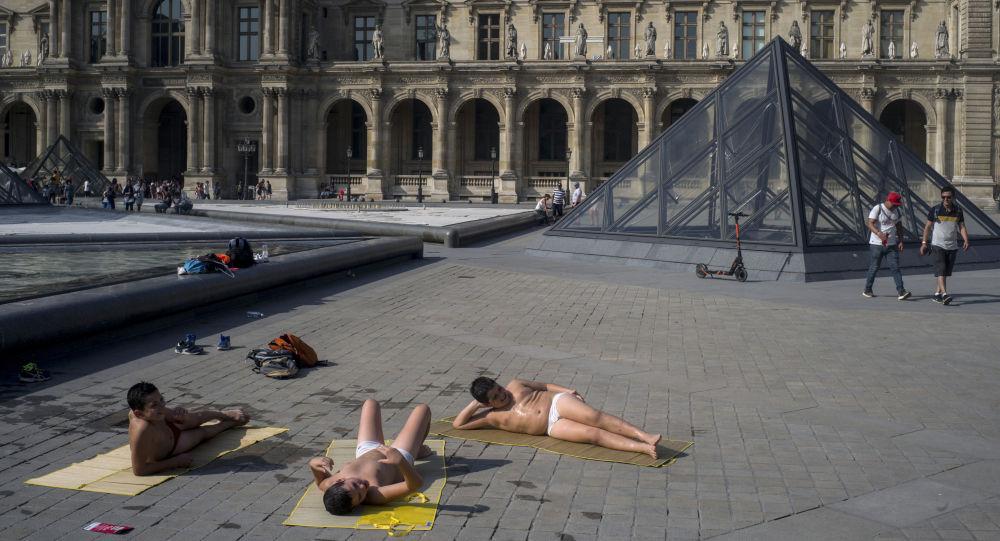 美科学家:今年7月温度创140年观测史最高纪录