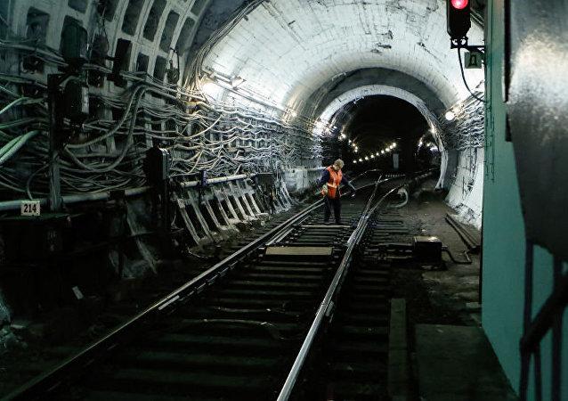 媒體:中國企業可能參與聖彼得堡地鐵建設