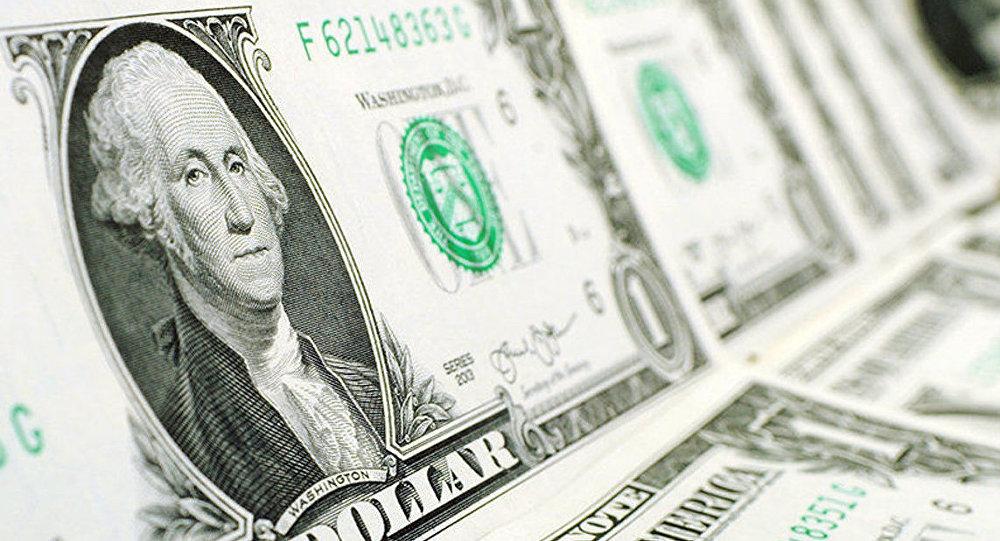 俄罗斯对美国债投资额减少了10亿美元