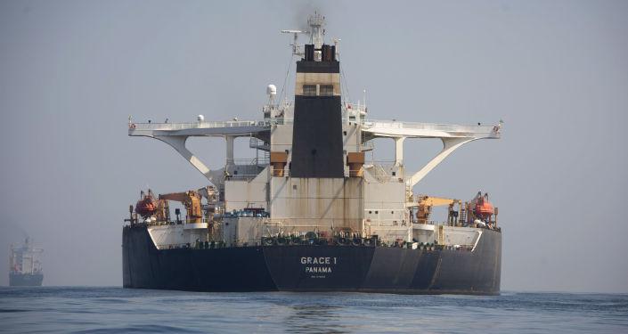 伊朗油轮格蕾丝一号