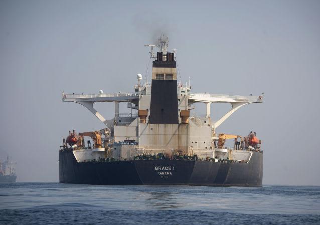 伊朗油輪格蕾絲一號