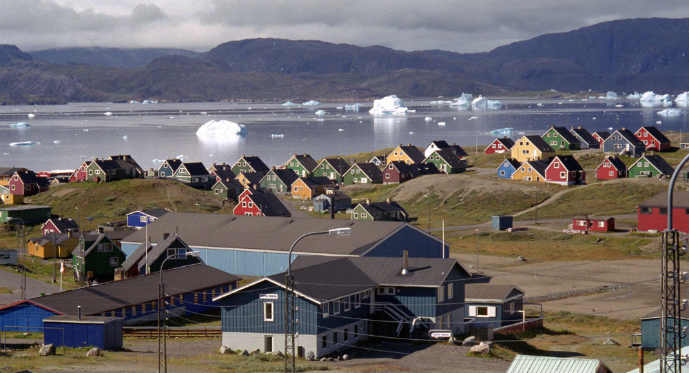 格陵兰称欢迎商业合作但该岛不外售