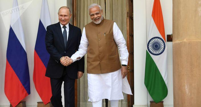 克宫:俄印领导人将在9月4日举行双边会晤