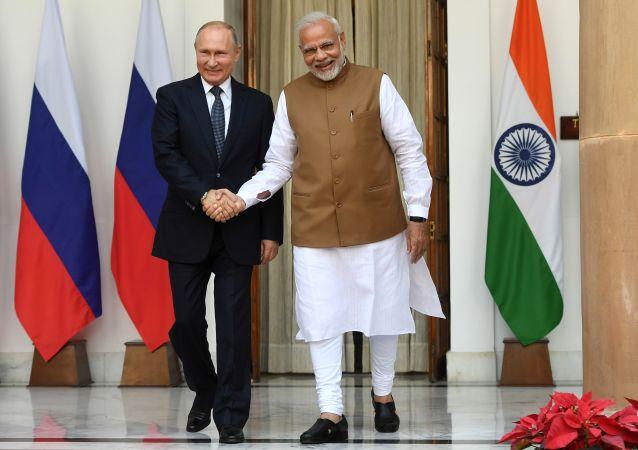 克宮:俄印領導人將在9月4日舉行雙邊會晤