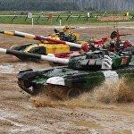 """""""国际军事比赛-2019""""闭幕式在莫斯科州举行"""