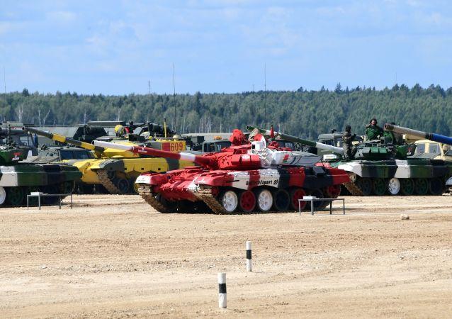 绍伊古:俄军将乐见北约国家参加国际军事比赛