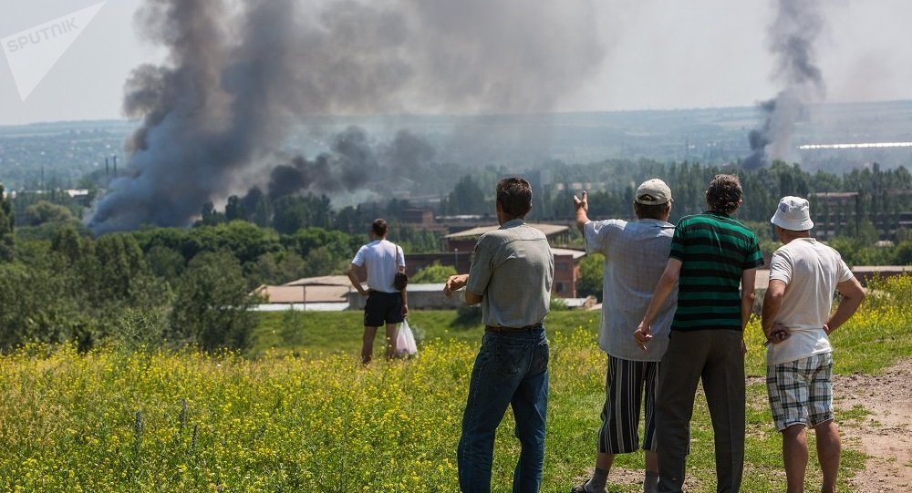 烏前議員公開烏軍在頓巴斯犯罪文件