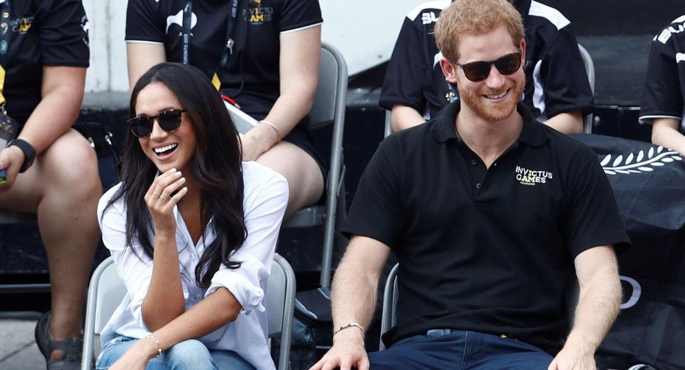 梅根·馬克爾與哈里王子