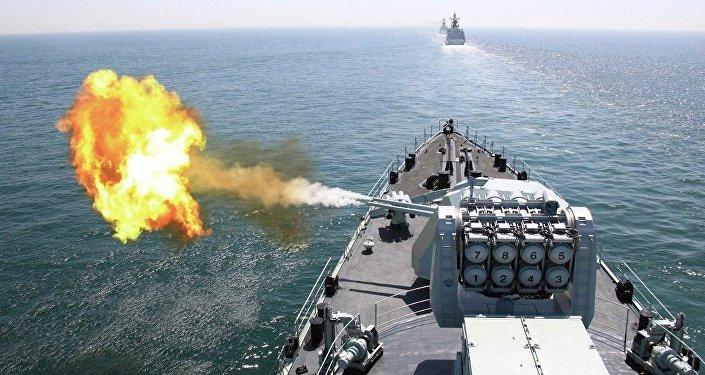 中國使美國在太平洋地區失去戰略優勢