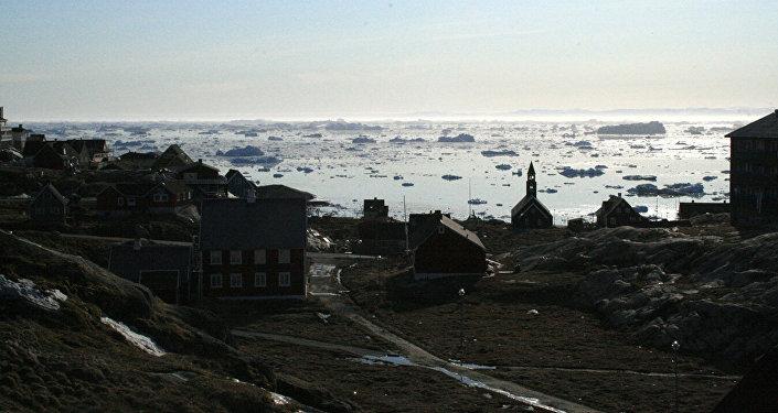 特朗普想買格陵蘭島與俄羅斯和中國有關