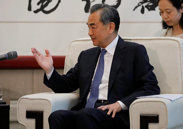 基里巴斯总统会见王毅 称希望尽快与中国恢复正式外交关系