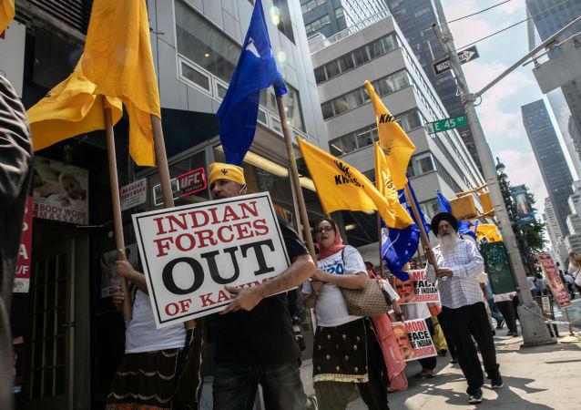 印度外長:印度不需要美國斡旋解決印巴糾紛