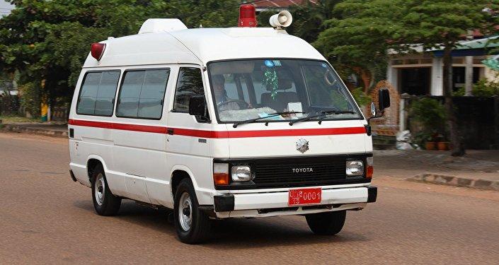 老挝旅游大巴事故遇难人数增至8人