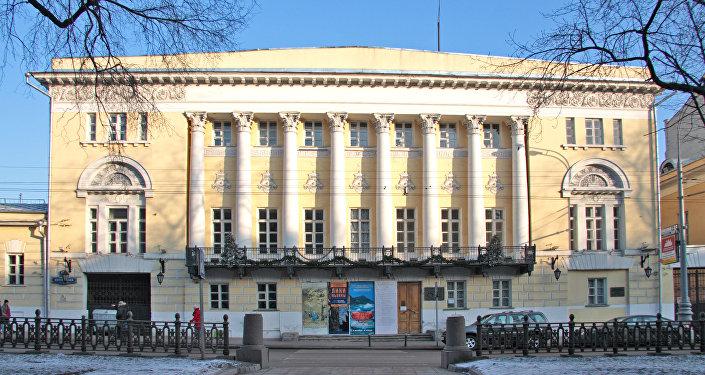 俄罗斯国家东方艺术博物馆