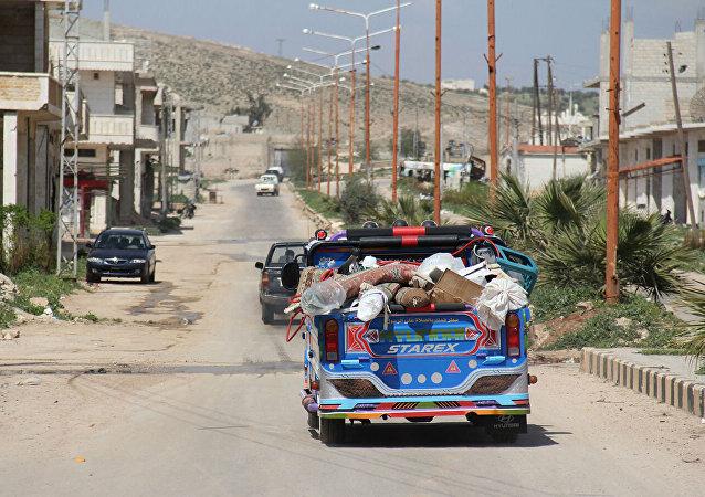 叙利亚政府军全面控制伊德利卜省罕谢昆市