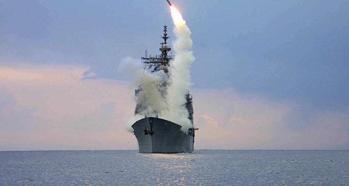 五角大楼:美国退出《中导条约》后测试路基非核弹头巡航导弹