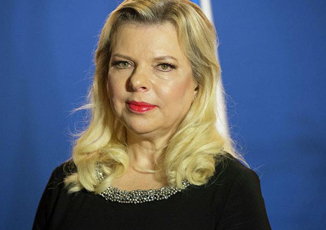 澤連斯基辦公室回應針對以色列總理夫人的批評