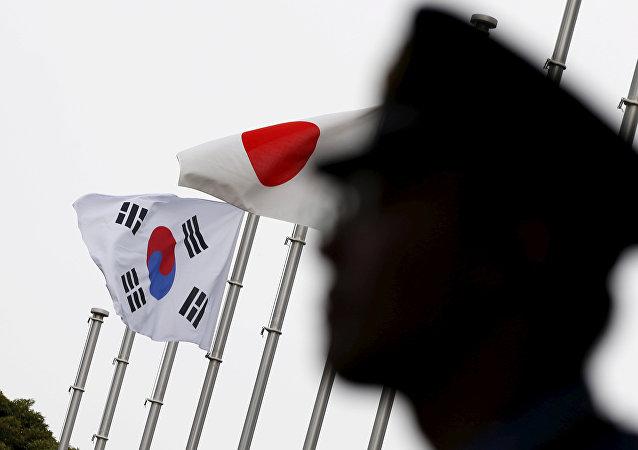 韓媒:韓政府決定作廢《韓日軍事情報保護協定》