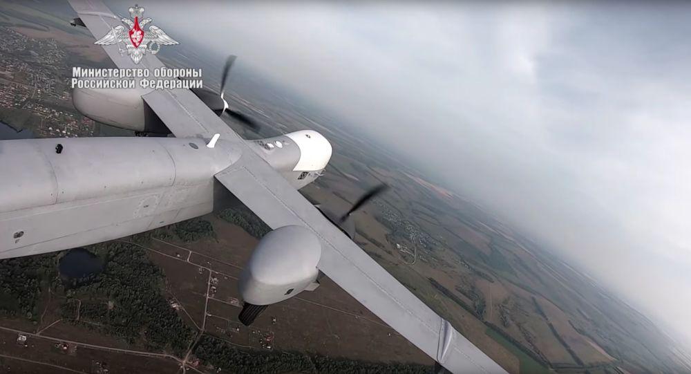 俄羅斯Altius—U重型無人機首飛(視頻)