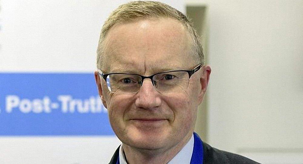 澳洲央行(RBA)總裁菲利普·洛威