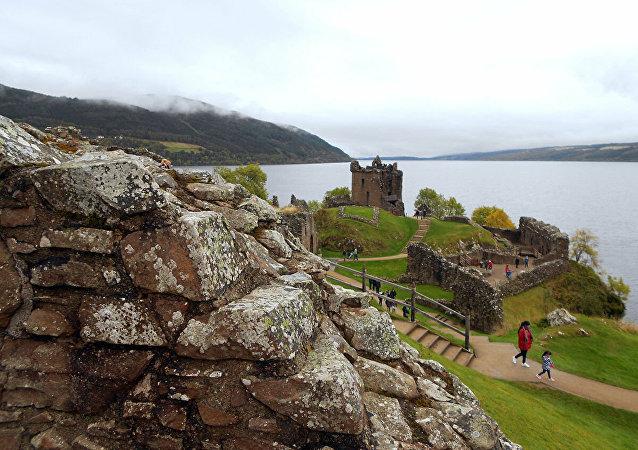 苏格兰尼斯湖