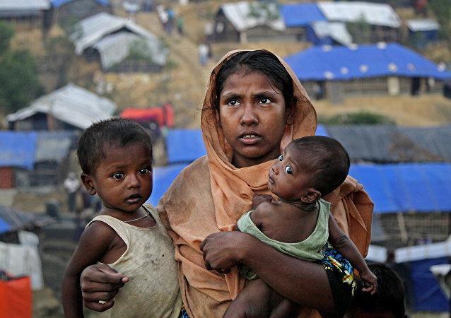 媒體:緬甸有近20人在分離主義者與政府的衝突中死亡