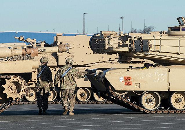德国过去7年为驻德美军支付数亿欧元